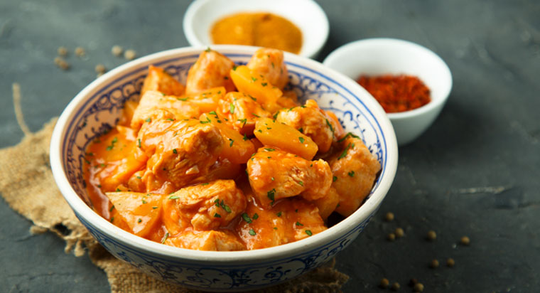 National Curry Week 4th-10th October 2021